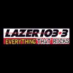 lazer 103.3 logo