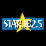 Star 102.5 logo